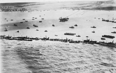 Column: D-Day succeeded thanks to the Mulberry Harbours