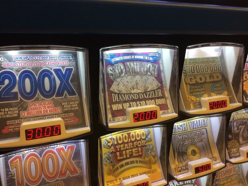 Scratch tickets for sale well after top prizes claimed