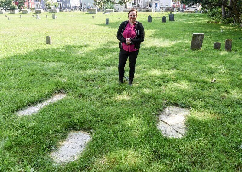 Preservinglocal history Effort aimed at restoring gravestonesof Salem abolitionists