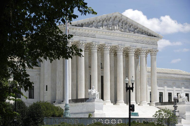 Conservatives push big issues to fore at Supreme Court