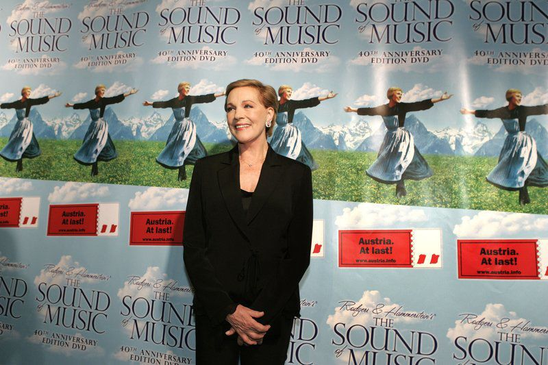 Doing her 'Home Work': Julie Andrews reflects on her Hollywood years