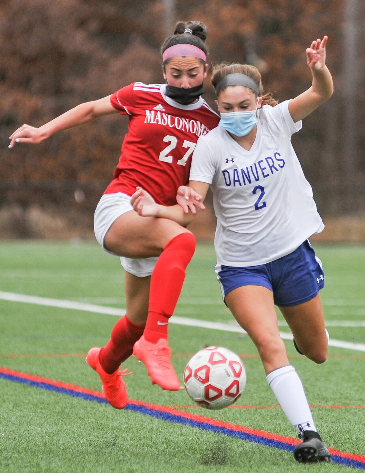 Girls soccer game of the year: unbeatens Danvers and Masconomet