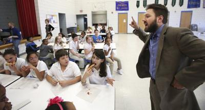 bentley elementary school test scores improve   local news