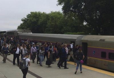 MBTA: More trains running on time   Local News   salemnews com