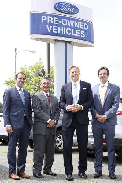 Kelly Automotive buys Thomas Ford