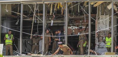 Bomb blasts kill more than 200 in Sri Lanka