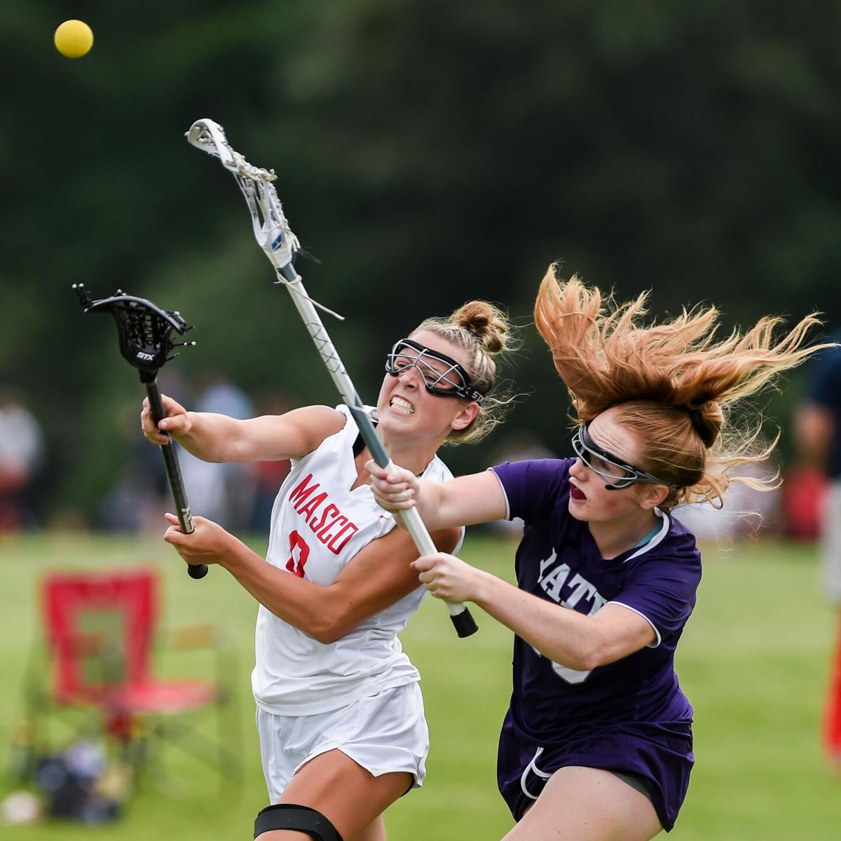 Masconomet girls lacrosse AND baseball state tournament playoff games
