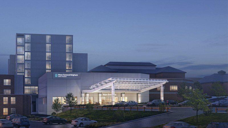 Salem Hospital to start $15 million entrance/lobby project