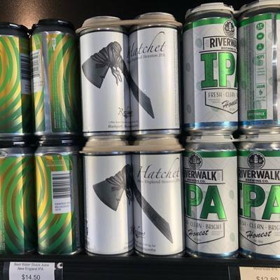 First beer made in Rockport hits market