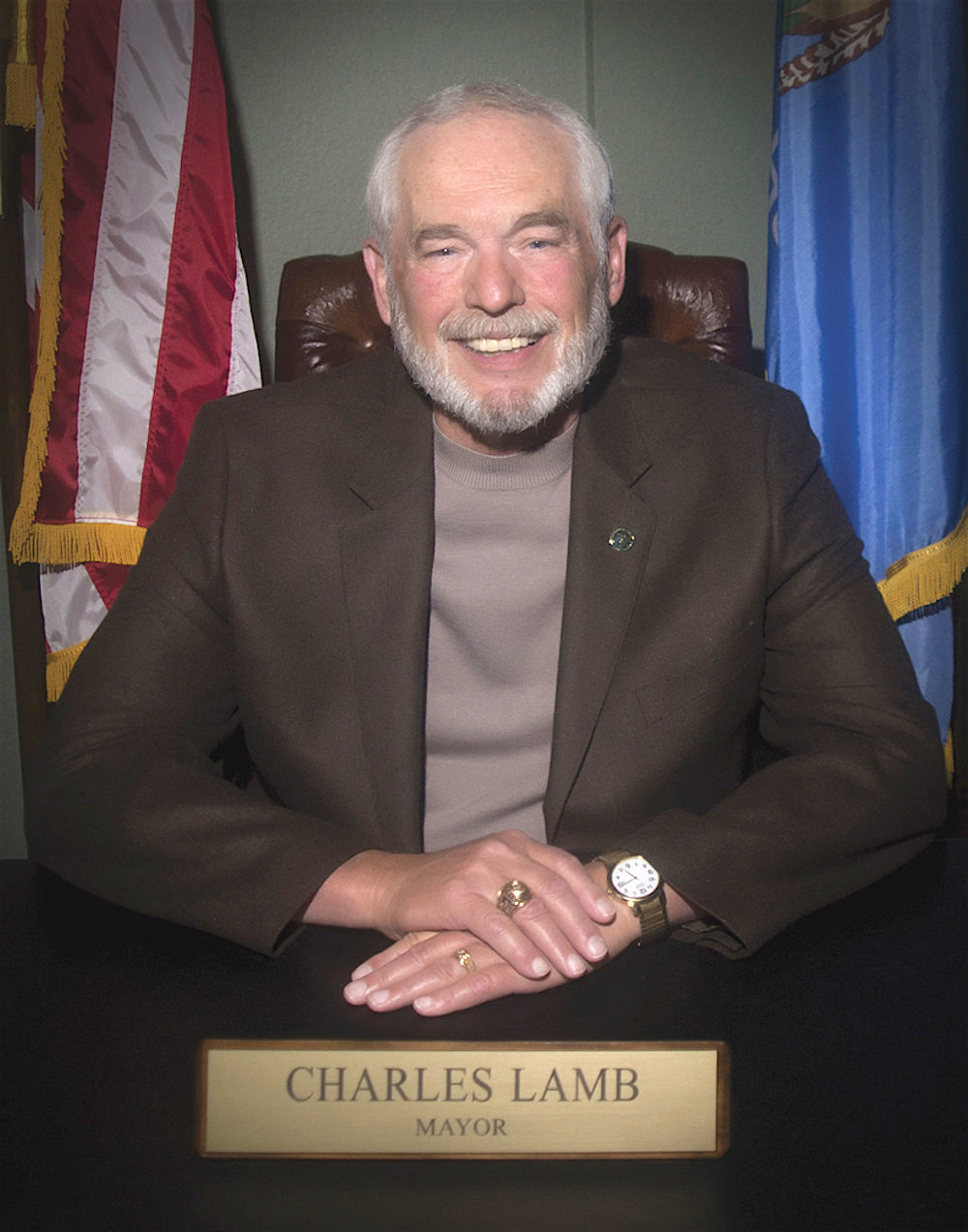 Deceased mayor of Edmond, Oklahoma