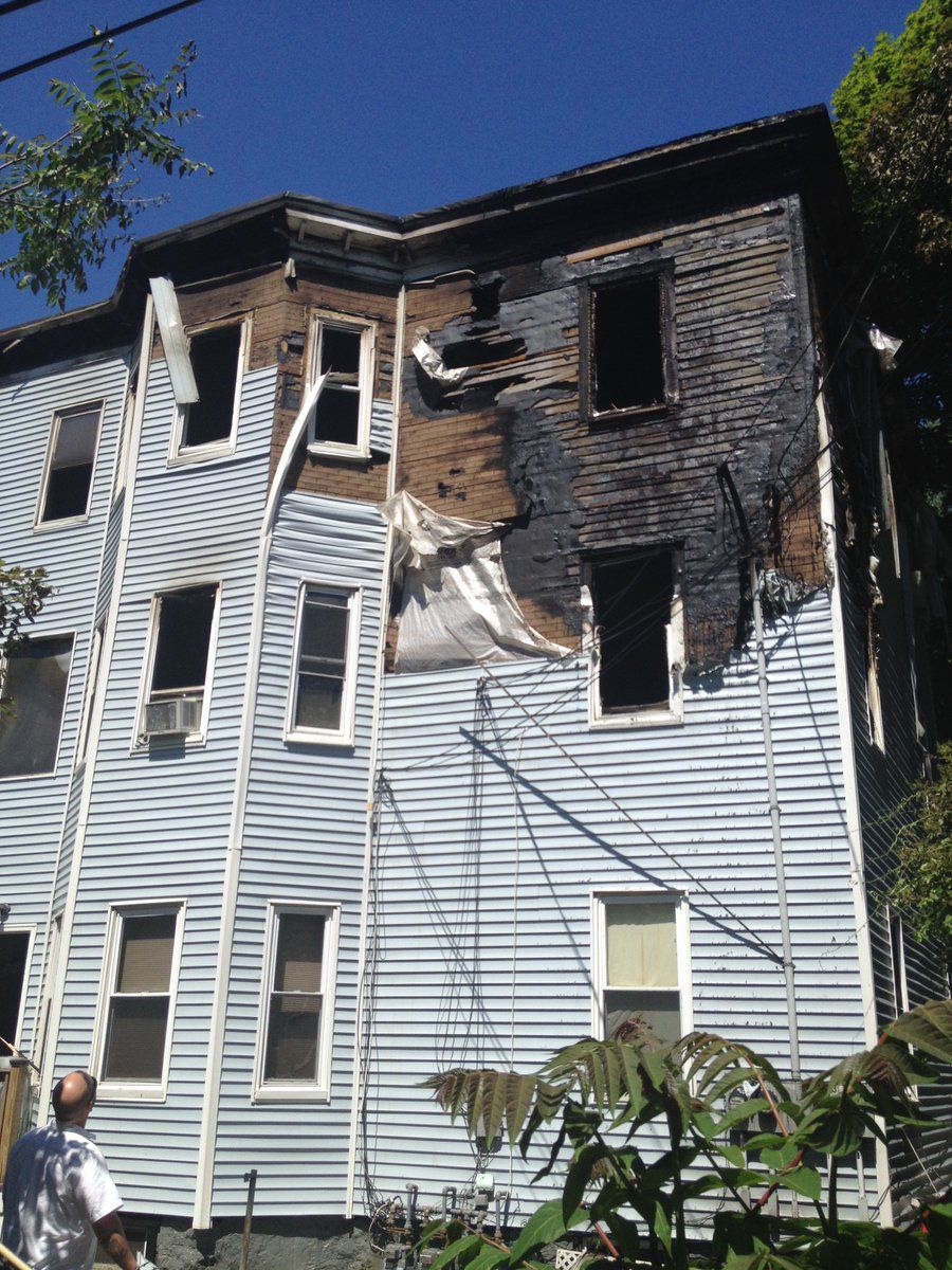 Peabody apartment house fire still under investigation   Local News ...