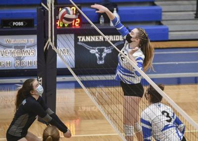 Danvers' Eldridge named NEC Volleyball Player of the Year