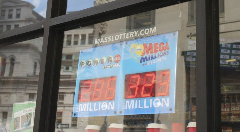 Two lotteries, two chances to win millions of dollars