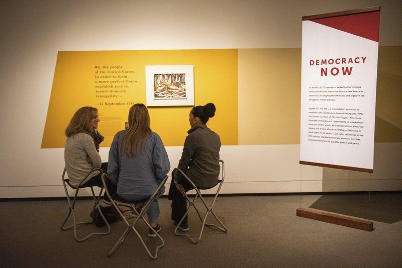 Seeing beyond the big picture NSMC program helps nurses use art to hone critical thinking, communication skills