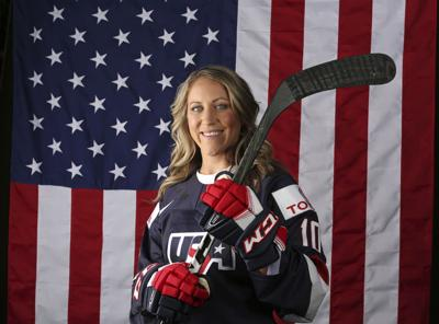 Olympic gold medalist and Danvers native Duggan retires from hockey
