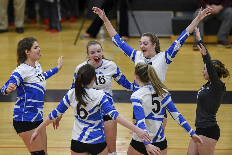 Danvers, Canton battle for Division 2 state volleyball title today