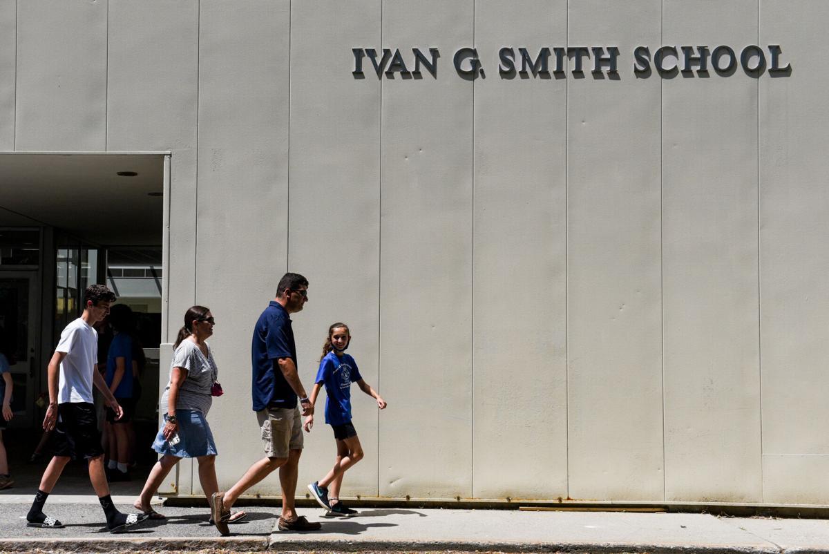 Last look at Smith School