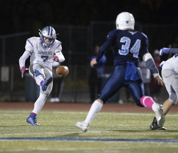 BY A WHISKER: Danvers gets by Peabody with second straight one point victory