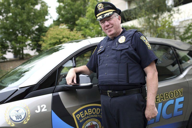 A new community symbol for Peabody police