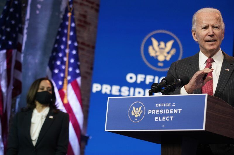 Joe Biden wins Georgia, flipping the state for Democrats