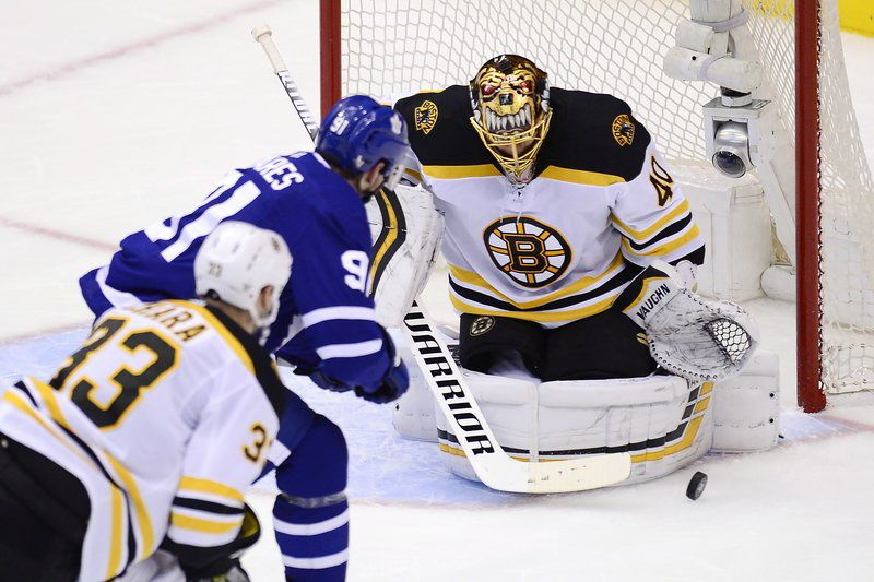 Bruins Beat Back Leafs Force Another Game 7 National Sports Salemnews Com