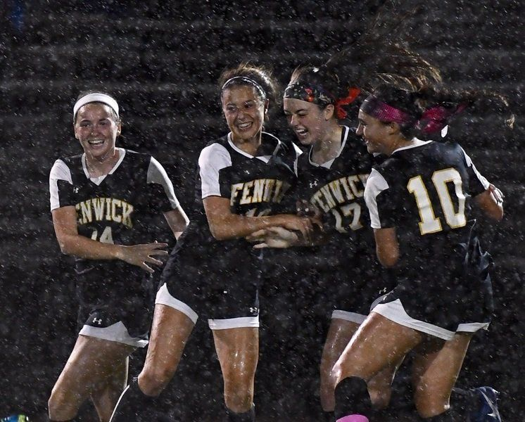 Gikas' late goal sends Fenwick girls past St. Mary's once again