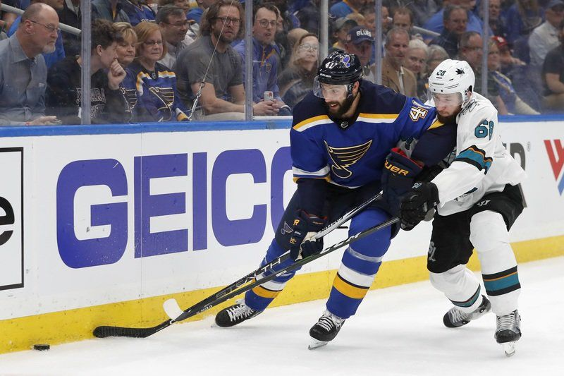 Bruins, Blues share their thoughts on eve of Stanley Cup Final