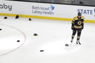 Five Observations from Bruins/Jets