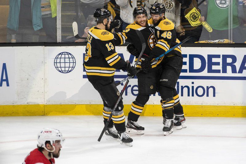 Phil Stacey column: Halfway Home: Bruins storm past Hurricanes to get within two wins of Cup Finals