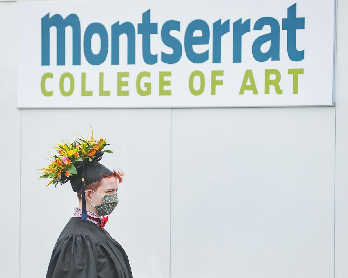 Montserrat College of Art commencement