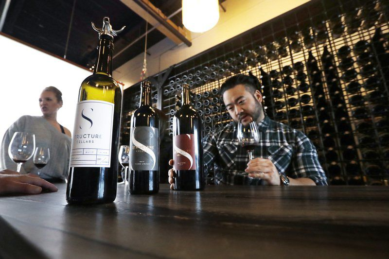 From modest beginnings, Washington now a force in wine world