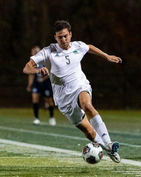 Endicott soccer scoring star Couchot eclipses 100-point mark