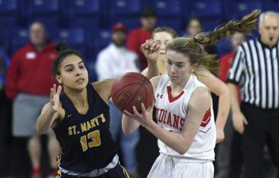 Locals help spark St. Mary's girls basketball into Saturday's state championship game