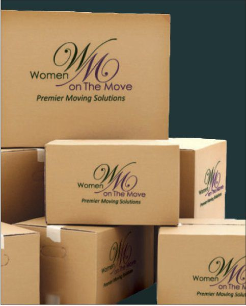 Women on The Move - providing first-class moving solutions