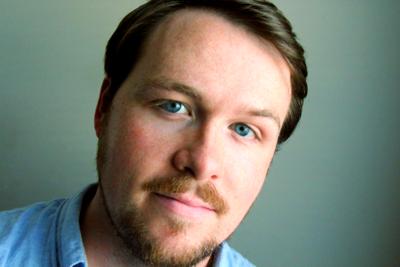 Daniel Taylor Headshot - column