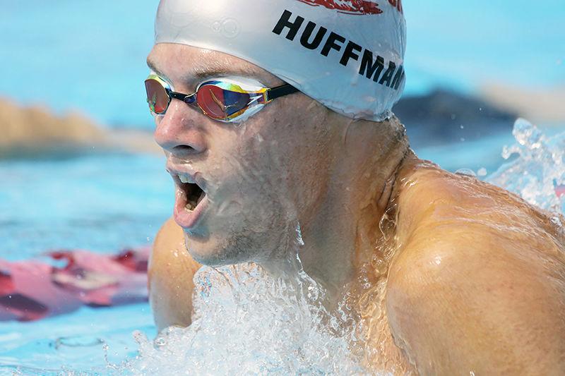 Huffman helps Boaz excel