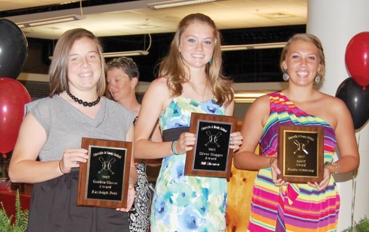 Junior varsity awards