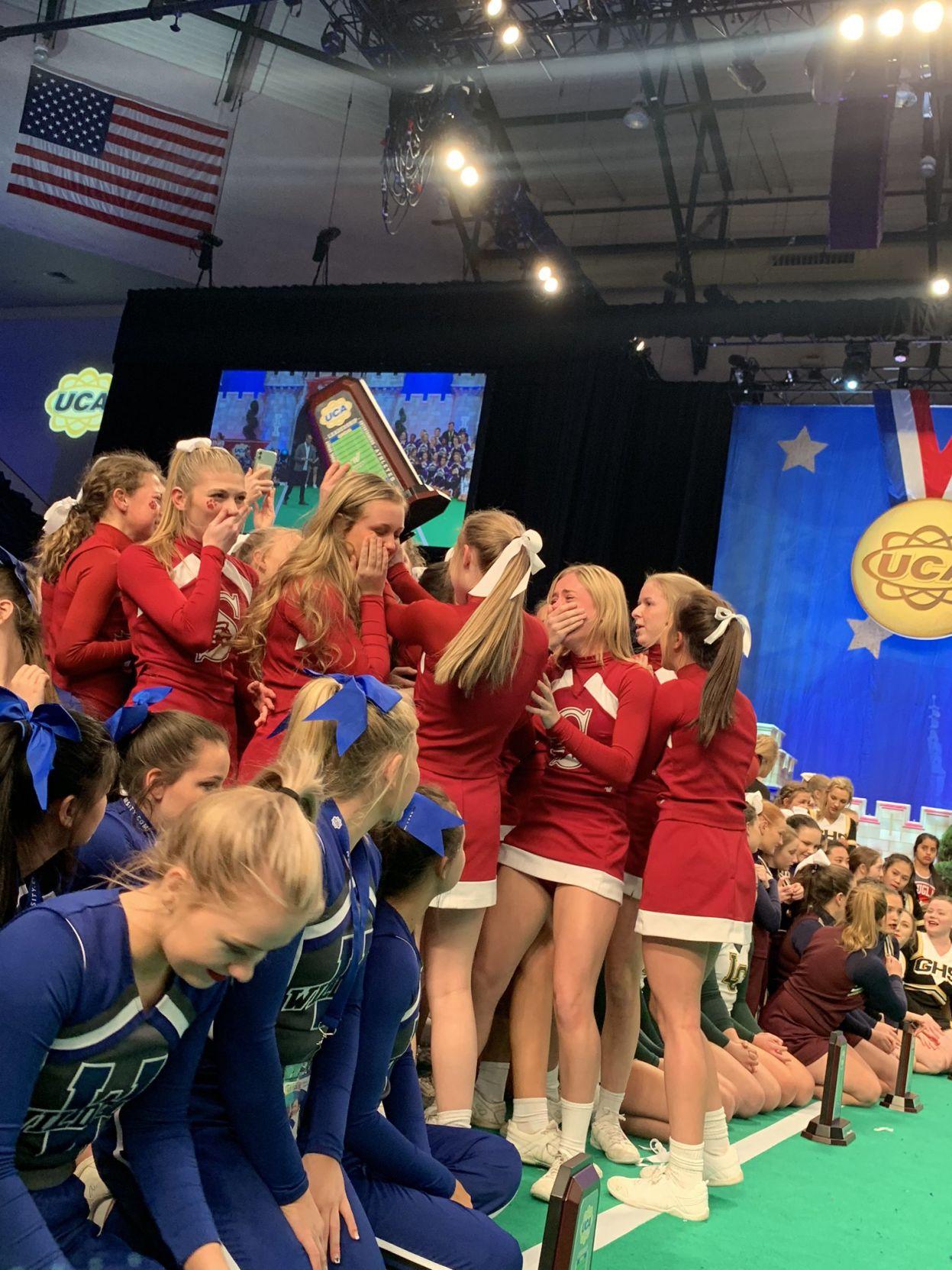 NATIONAL CHAMPIONS | Sardis cheer wins