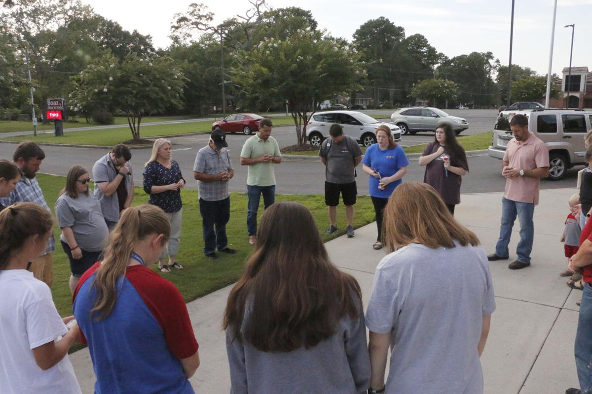 Ring  - Boaz Prayer Walk