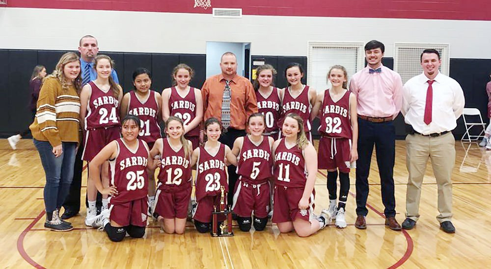 Cullom praises performances of Sardis Middle School girls teams ...