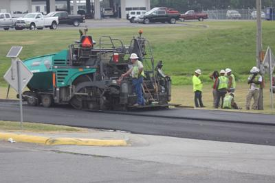 Pining to pave | Albertville, Boaz officials give an update on respective paving projects, plans