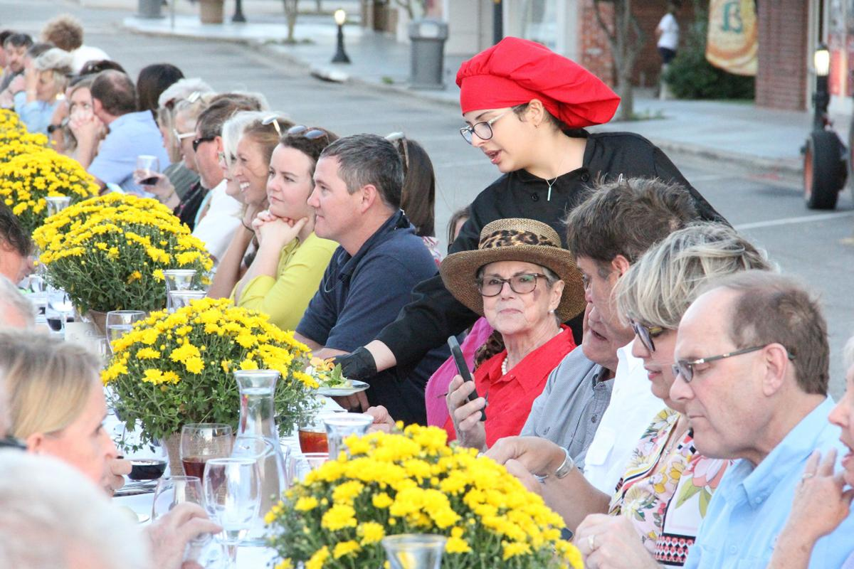 Downtown dining | Albertville Farm to Table Dinner meets positive reviews
