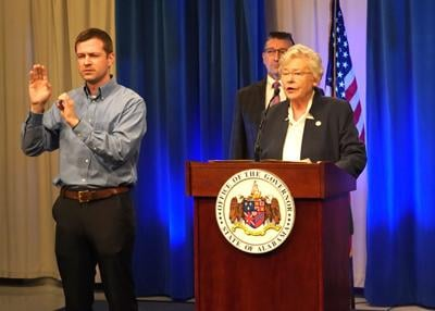 Ivey at presser on COVID-19