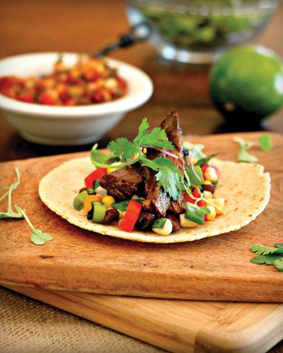 Hail the fajitaco! A spin on two classic dishes