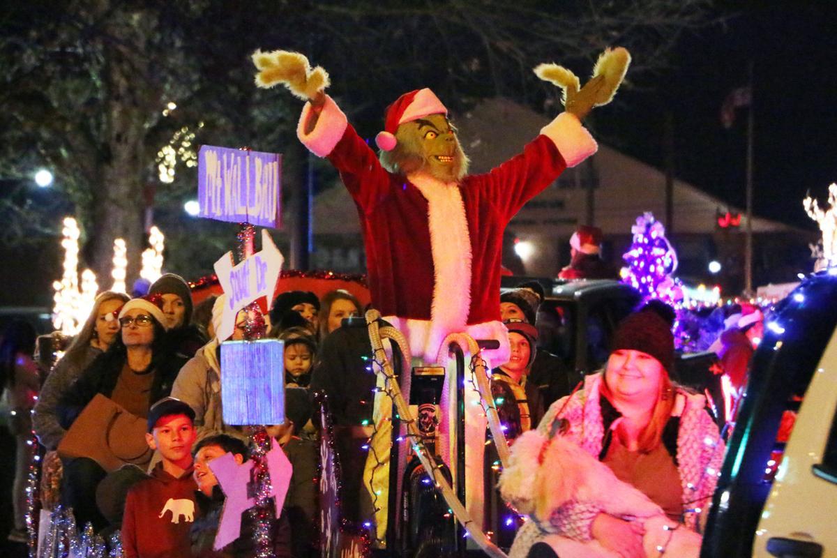 Boaz Christmas Parade 2020 Scenes from the Boaz Christmas parade, Christmas Under the Stars