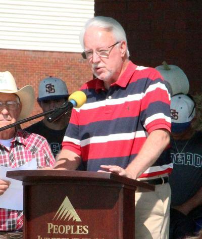 Marshall County Democratic Club claims unfair treatment
