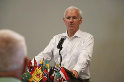 Byrne breaks down border concerns | Congressman discusses several issues at Albertville Rotary