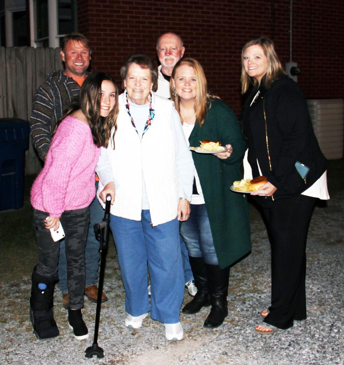 FSNA - Sherrie Hiett and family