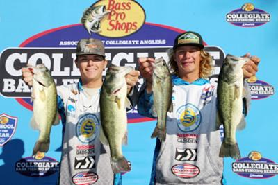 Snead State fishing team beats 159 other boats to win title