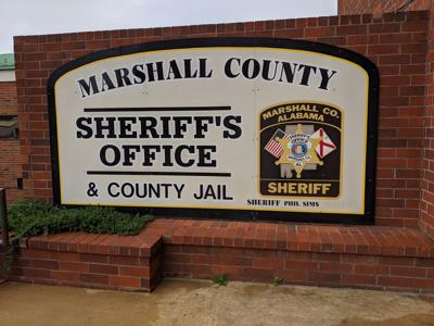 Marshall County Sheriff's Office and Jail